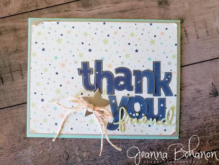 #tgifc203 thank you card Jeanna Bohanon
