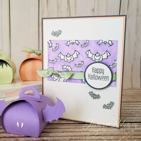 OSAT Spooktacular Stampin' Up! Halloween To Every Season Jeanna Bohanon