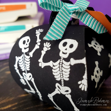 Paper Pumpkin Thing Stampin' up! Bone Apetit Box 2 Jeanna Bohanon