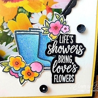 OSAT Stampin' Up! Under My Umbrella by Jeanna Bohanon bag 2