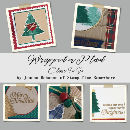 Class to Go Wrapped in Plaid Suite Jeanna Bohanon 1
