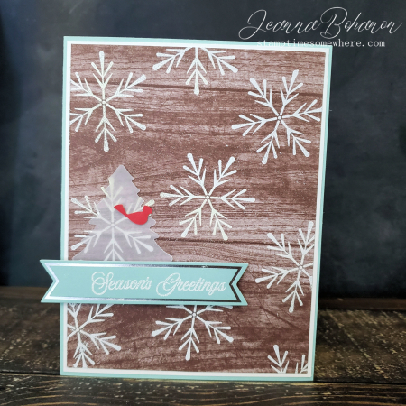 A Paper Pumpkin Thing Blog Hop Winter Woods Alt 2 by Jeanna Bohanon