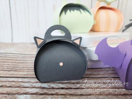 OSAT Blog Hop Spooktacular Halloween Mini Kitten Curvy Keepsake Boxes Jeanna Bohanon