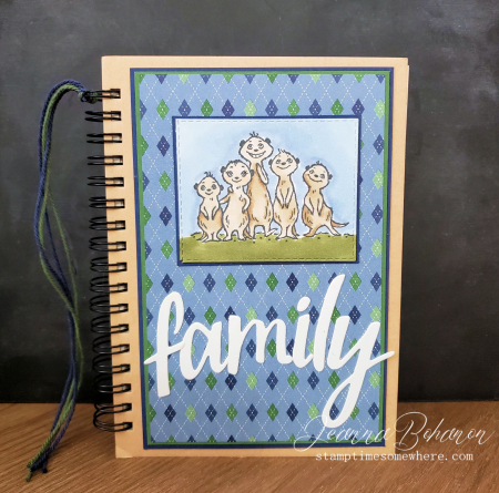 Creation Station Stampin' Up! The Gang's All Meer Jeanna Bohanon