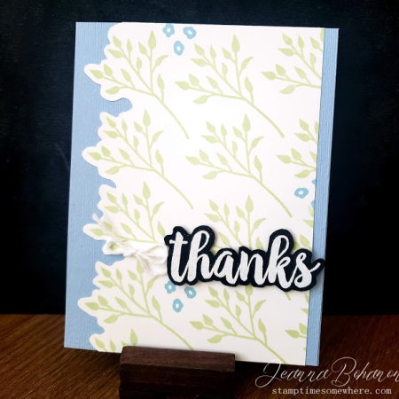 #tgifc255 Stampin' Up! Seriously the Best by Jeanna Bohanon
