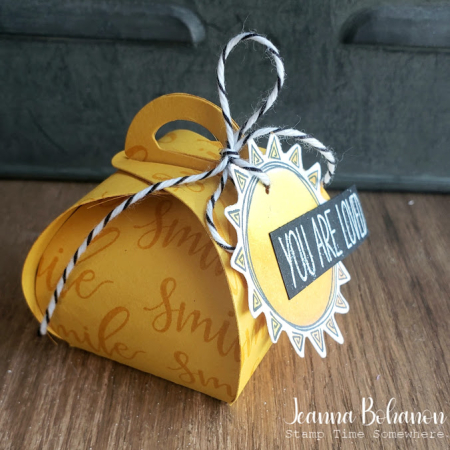 Box of sunshine box jeanna bohanon