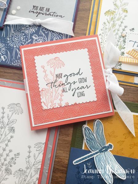 Dragonfly Garden Class Jeanna Bohanon teaser