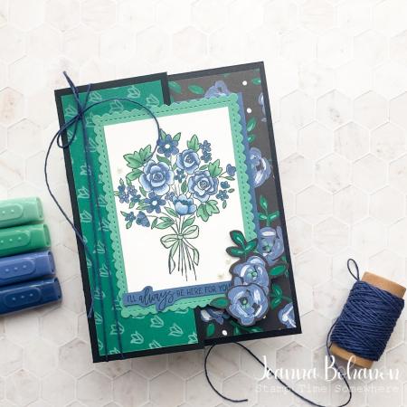 PPT Blog Hop Bouquet of Hope Jeanna Bohanon