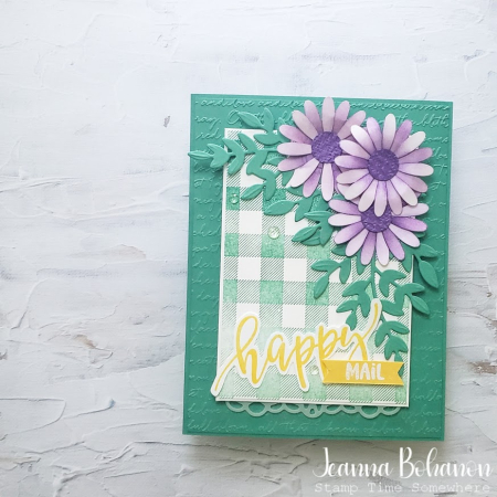 #tgifc306 Stampin' Up! Pretty Perennials Jeanna Bohanon