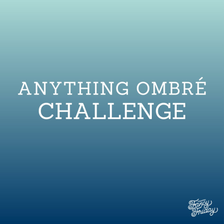 SFF Ombre Challenge Graphic