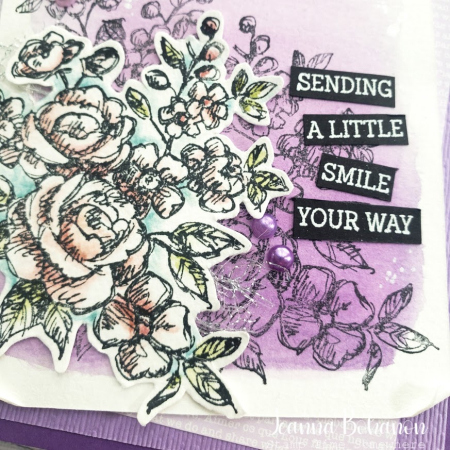 #tigfc308 Stampin' Up! Jeanna BohanonFancy Phrases b