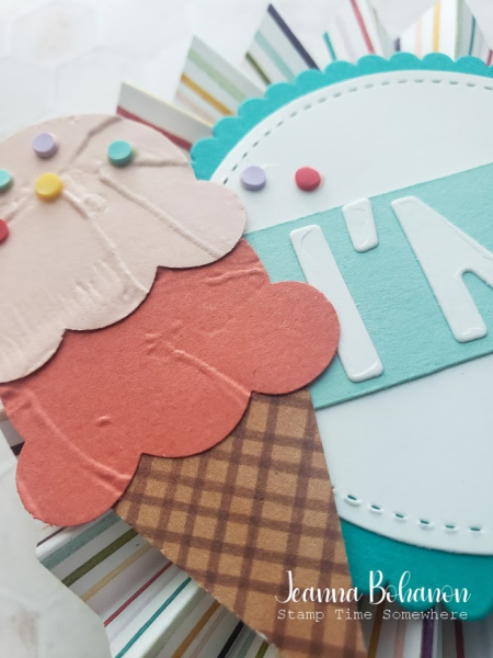 OSAT Stampin' Up! Sweet Ice Cream 4 Jeanna Bohanon