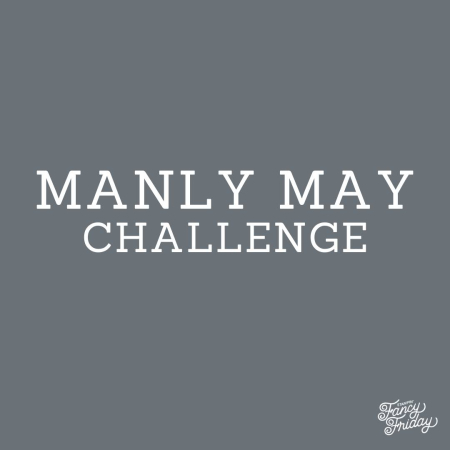 Stampin Fancy Friday Manly May