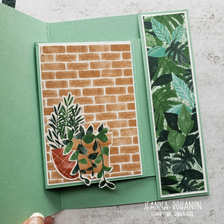 Creation Station Stampin' Up! Bloom Where You're Planted 2 Jeanna Bohanon