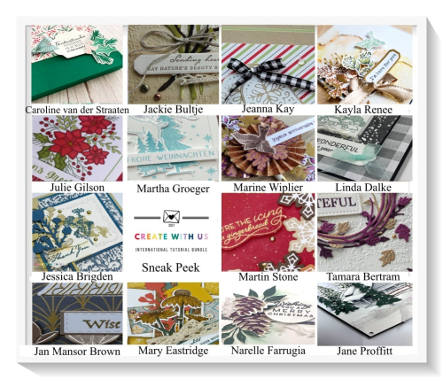Create With Us New Catalog