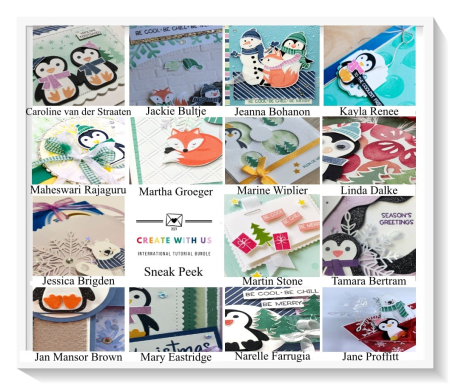 Create With Us Penguins