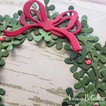 WCBH arrange a wreath 2 Jeanna Bohanon