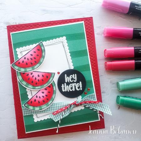 Paper Pumpkin Thing So Cool card Jeanna Bohanon