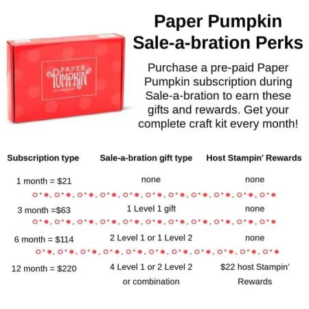 Paper pumpkin SAB