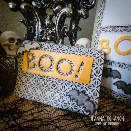 OSAT Blog Hop Stampin' Up! Halloween treat Jeanna Bohanon