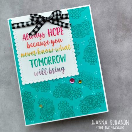 PPT Blog Hop Hope Box card 2 Jeanna Bohanon