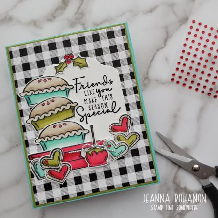 SFF Stampin' Up! Sweets & Treats Jeanna Bohanon